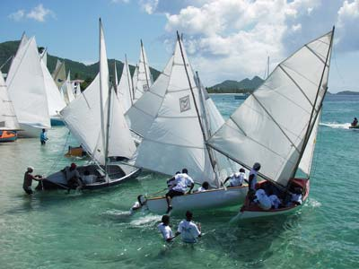 The Carriacou Regatta Festival