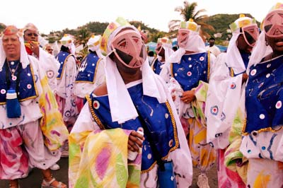 Grenadian Canadian Ricardo Keens Douglas bringing back traditional carnival through his Sailor Mas
