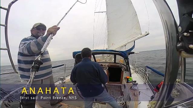 First Sail Anahata Video