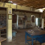 Library in Nagana san Blas islands